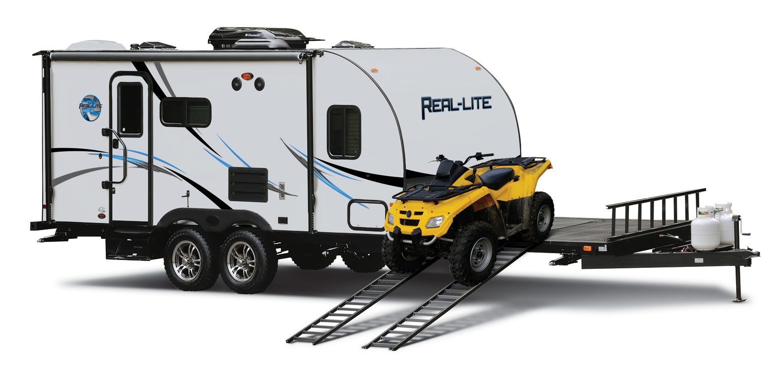 REAL-LITE TRAVEL TRAILERS